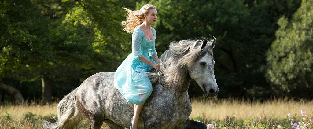 The Teaser For Disney's Live-Action Cinderella Is Here!