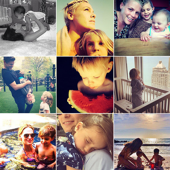 Busy, Pink, Giuliana, and More Celeb Moms Shared Some Sweet Snaps of Their Tots This Week!