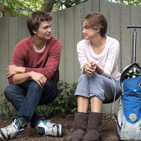 The Fault in Our Stars Grenade Scene