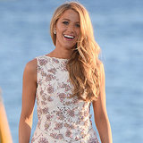 Blake Lively's Dress For the 2014 Cannes Film Festival