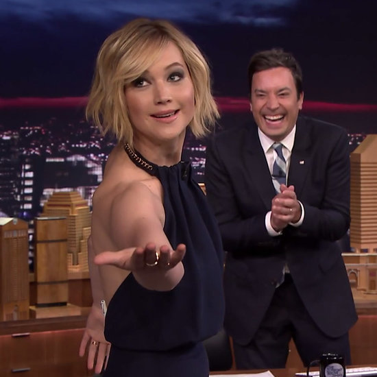 Jennifer Lawrence Interview on the Tonight Show | Video