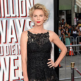 Charlize Theron Shows Us What a Million Bucks Looks Like