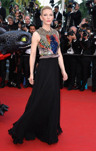 Cate Blanchett at the How to Train Your Dragon 2 Premiere
