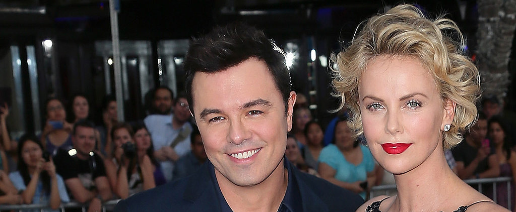 Seth MacFarlane Was Not Thrilled to Shoot in a Hot, Dry Place