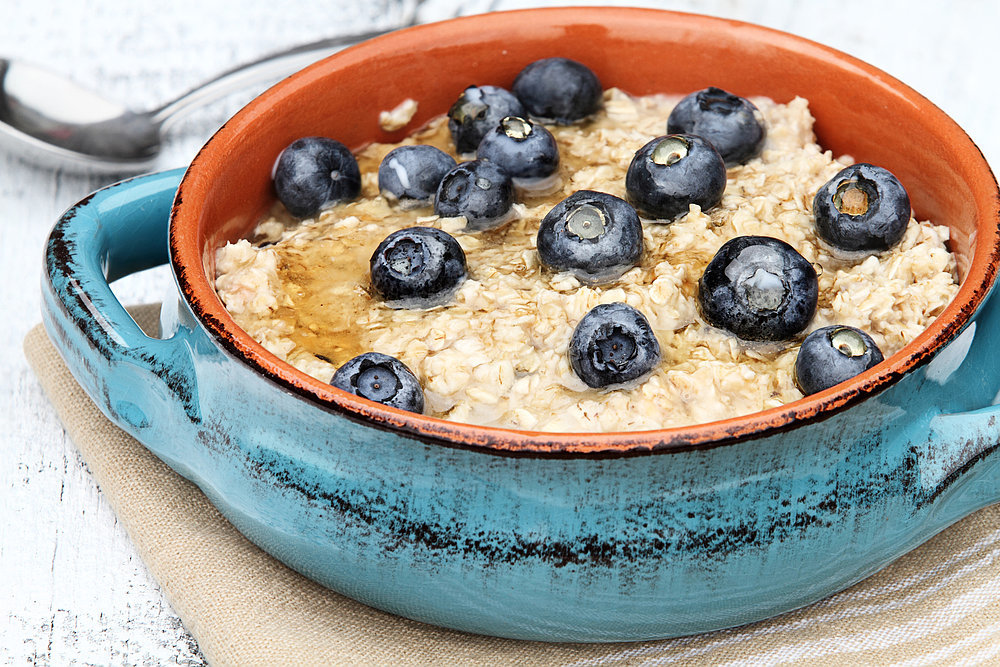Morning: Eat a Whole-Grain Breakfast