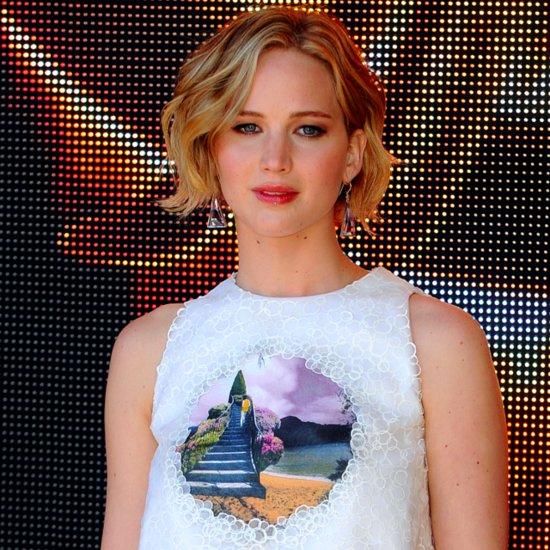 Jennifer Lawrence Liam Hemsworth Josh Hutcherson At Cannes