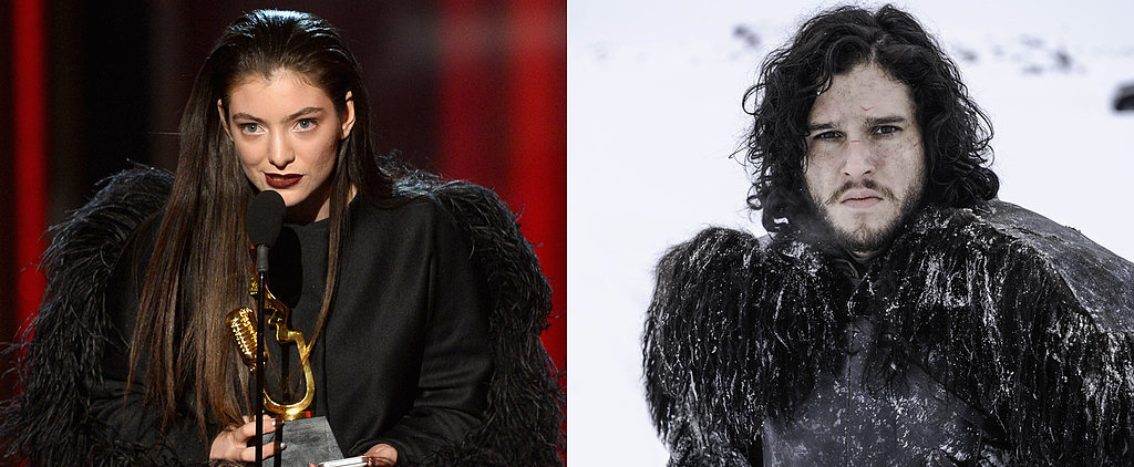 Looks Like Lorde Is a Game of Thrones Fan