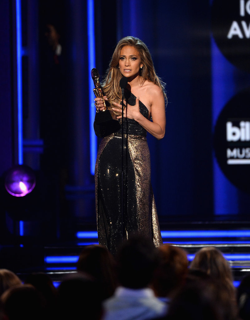 J Lo Had a Milestone Moment at the Billboard Music Awards