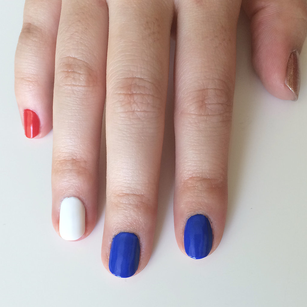 Red, White, and Boldly Blue