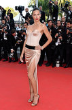 Adriana Lima at <b>The Homesman</b> Premiere