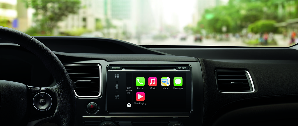 iPhone in the Car: Get Up Close With Apple CarPlay
