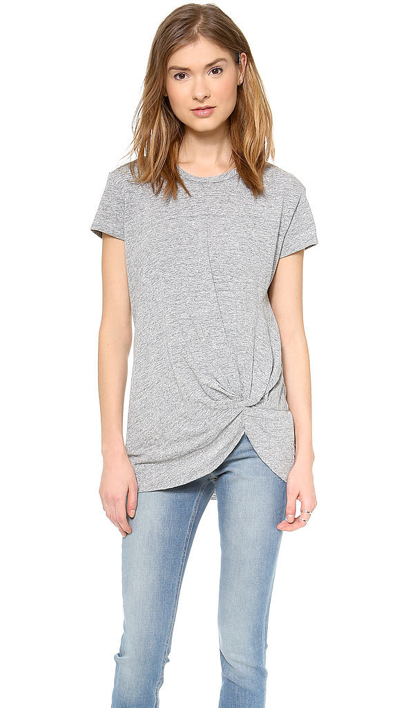 Stateside Knotted T-Shirt