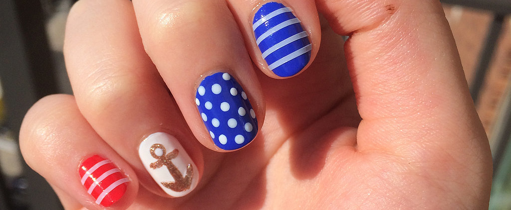 POPSUGAR Shout Out: A Memorable Memorial Day Manicure