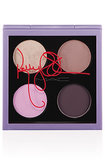 Kelly Osbourne Eye Shadow in Bloody Brilliant Quad ($44)