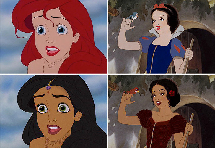 What If Disney Princesses Were More Diverse?