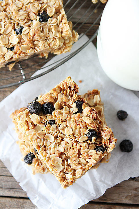 Blueberry Coconut Bar