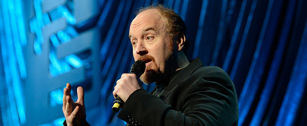 Louis C.K. Has Some Advice For Divorced Parents