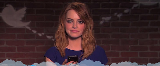 "The Newest ""Celebrities Read Mean Tweets"" Is Out, and It's Pretty Hilarious"