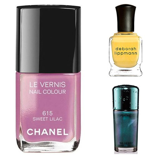Summer Nail Polish Trends 2014