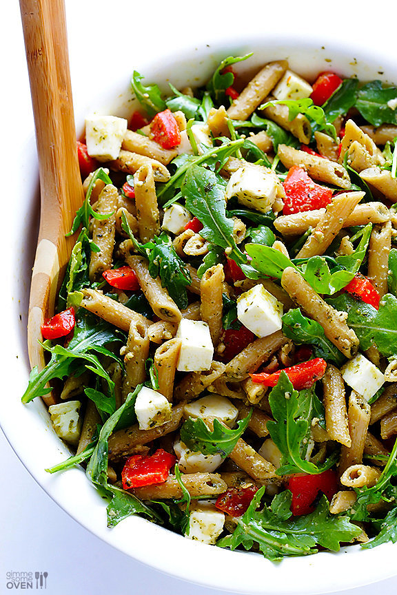 Five-Ingredient Pasta Salad
