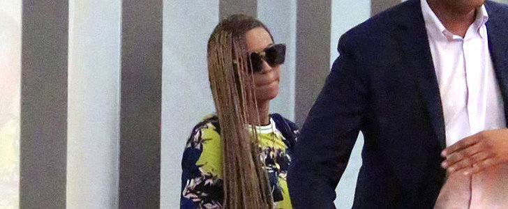 Beyoncé Debuts a Superlong New Hairstyle