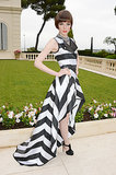 Coco Rocha at the amfAR Cinema Against AIDS Gala
