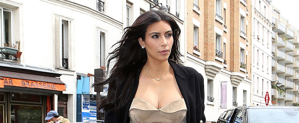 The Weather Might Be the One Thing Kim's Not Keeping Up With