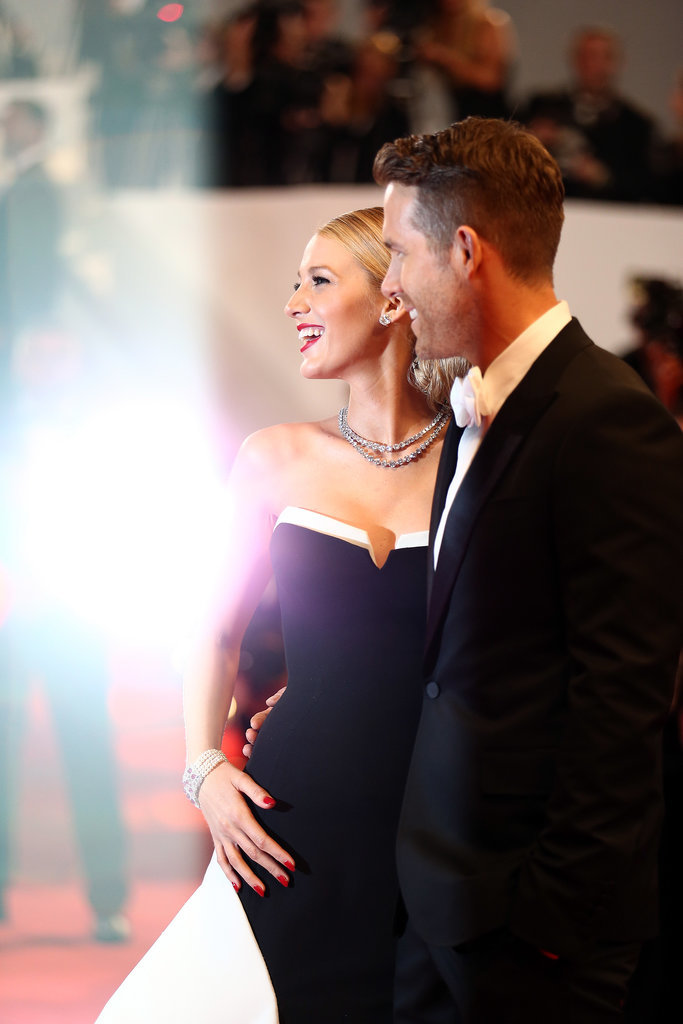 Blake Lively and Ryan Reynolds were picture perfect at the Captive premiere.