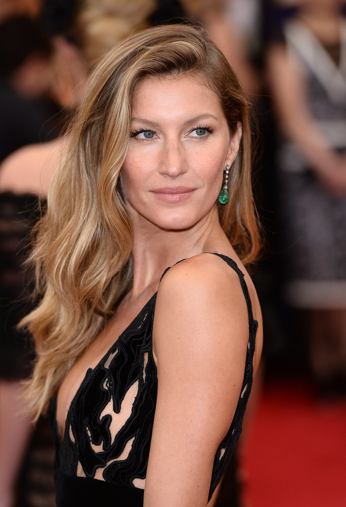 14 Reasons Gisele Was Made to Be the Face of Chanel No. 5