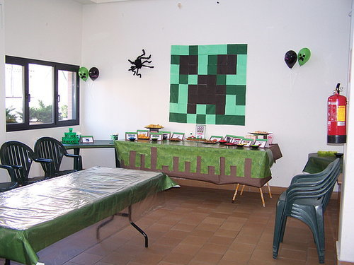 Game-Designed Decorations