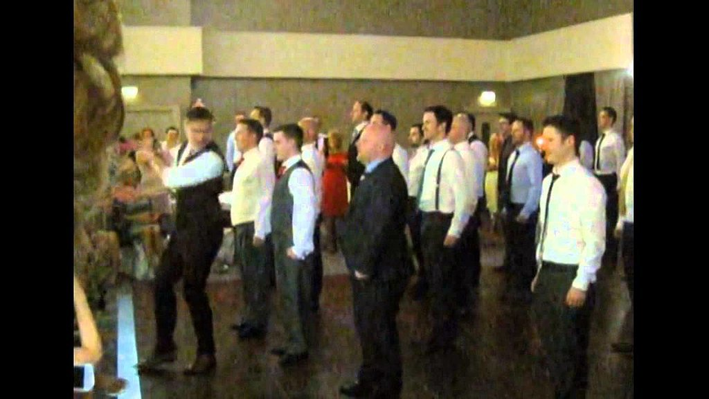 The Reception Irish Jig