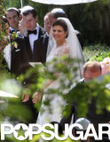 Gorgeous Photos From Casey Wilson's Weekend Wedding