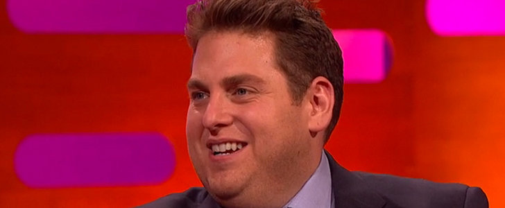 Jonah Hill Can't Stop Telling His Hilarious Morgan Freeman Story
