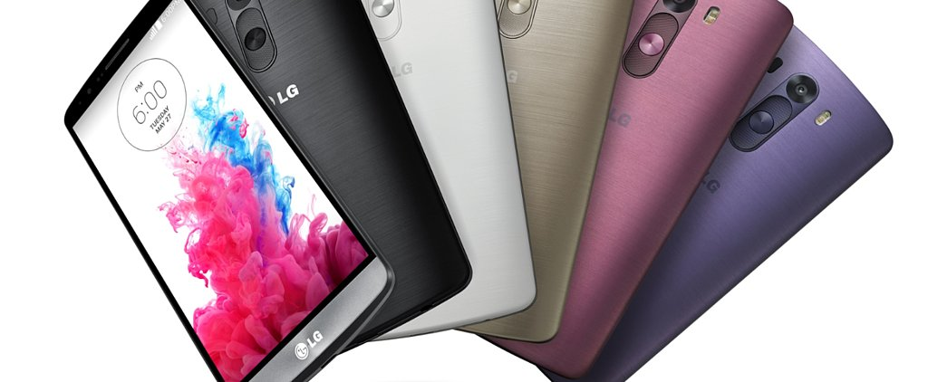 The LG G3 Is the Most Advanced Smartphone on Paper