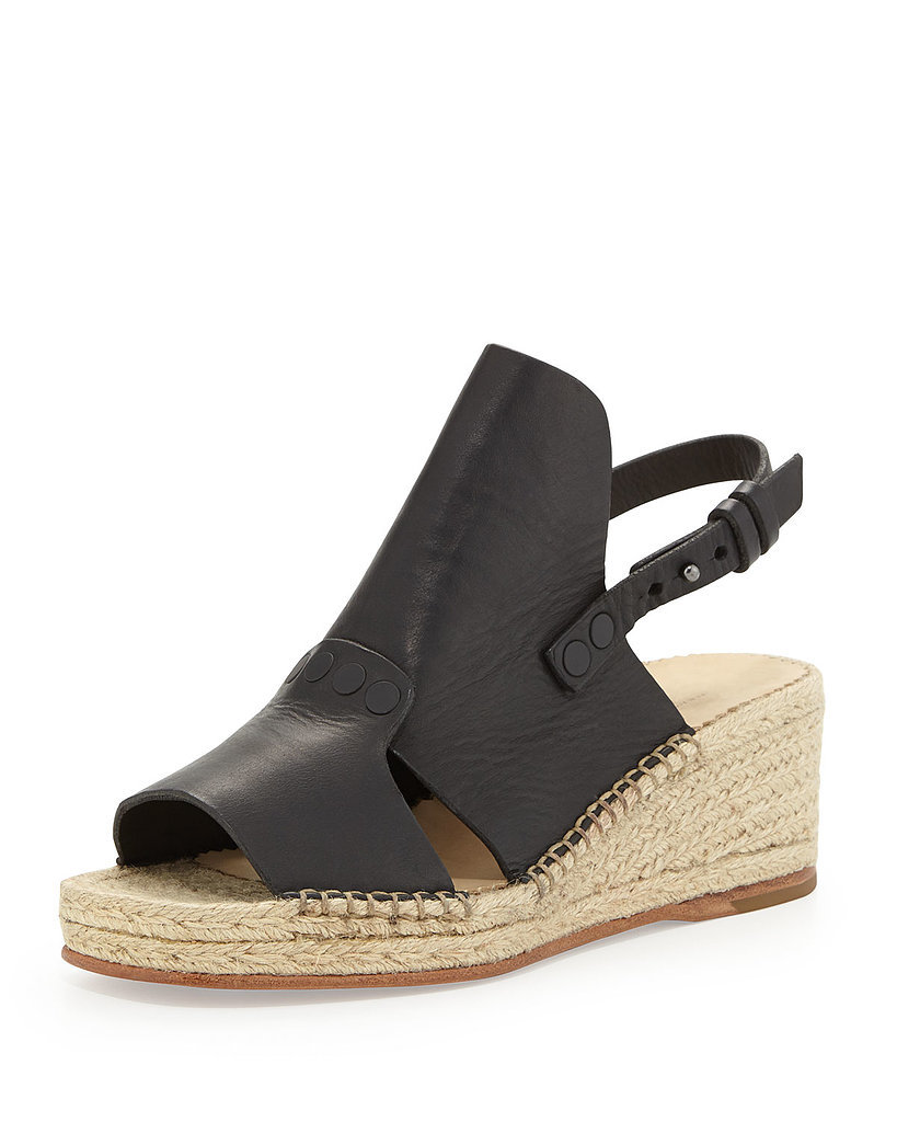 Rag & Bone Leather Espadrilles