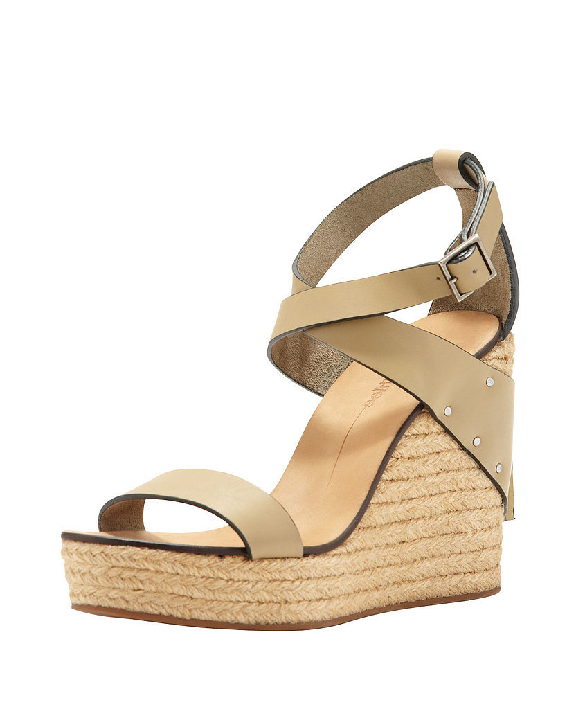 See by Chloé Leather Espadrilles