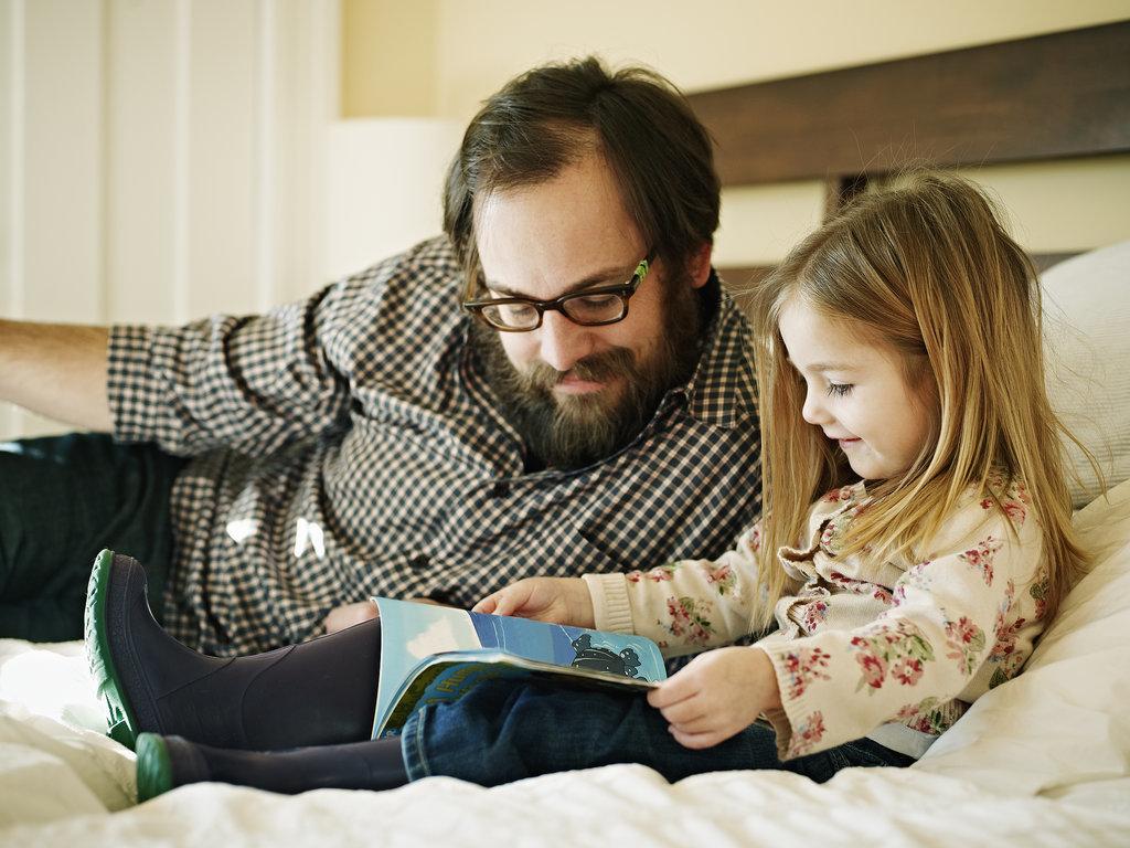 Do: Read Books About Kindergarten