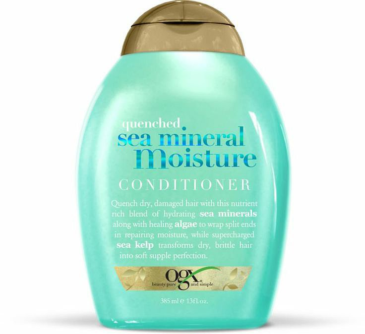 OGX Quenched Sea Mineral Moisture Conditioner