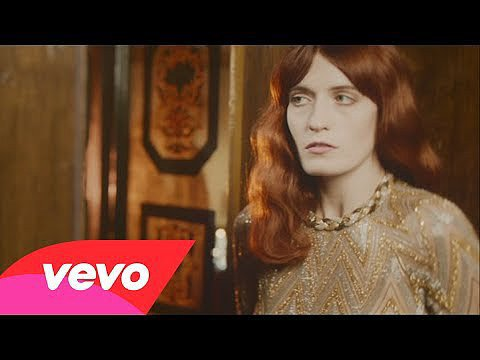 """Shake It Out"" by Florence + The Machine"