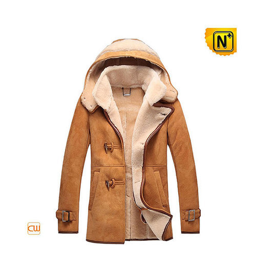 Men Sheepskin Jacket Coat CW877133