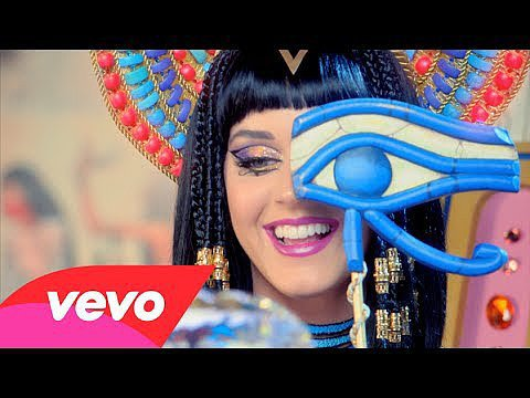 """Dark Horse"" by Katy Perry featuring Juicy J"