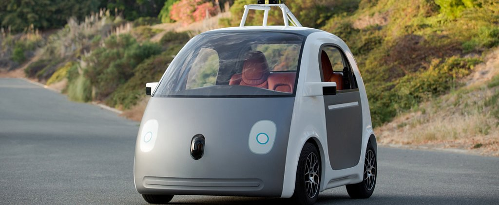 What Kind of Car Has No Steering Wheel or Brakes? This One From Google