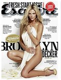Brooklyn Decker For Esquire, February 2011