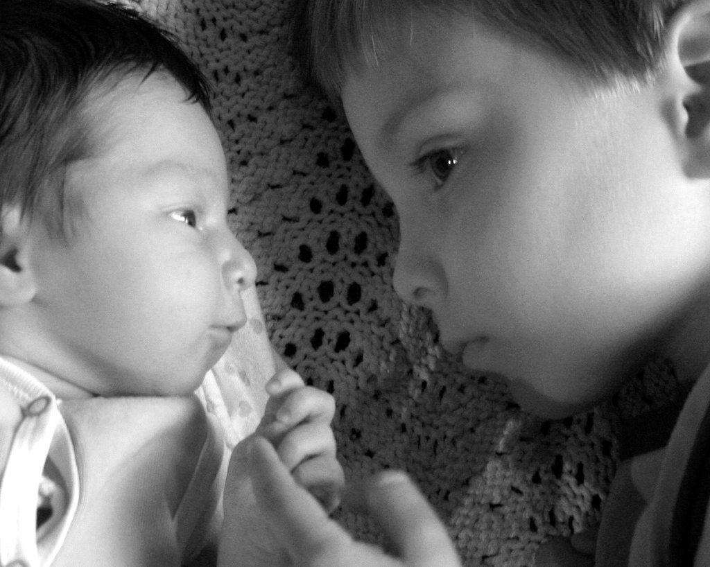 They Learn Compassion From an Early Age