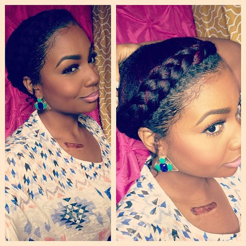 Goddess Braid