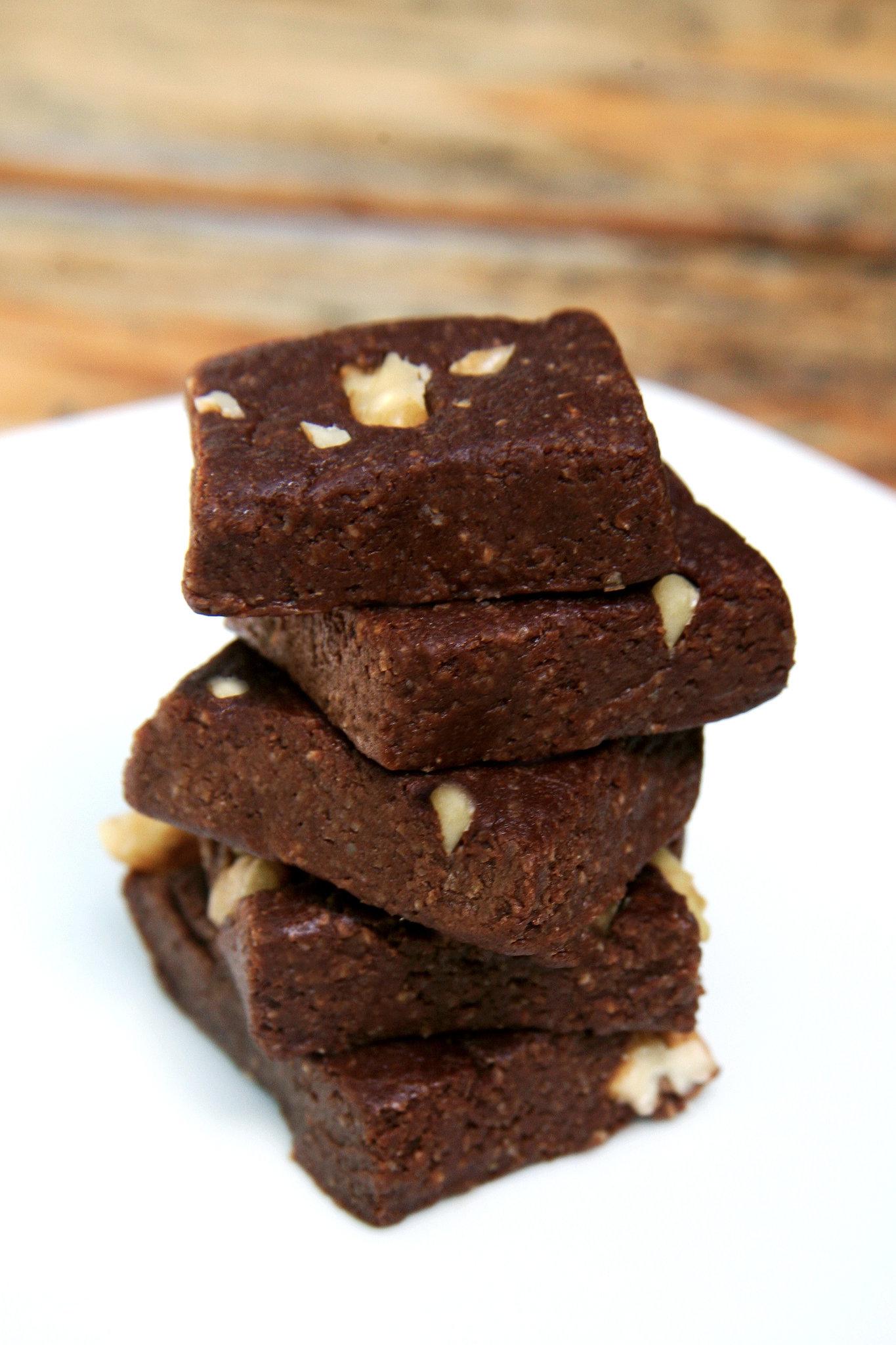 Vegan No Bake Brownies | POPSUGAR Fitness Australia