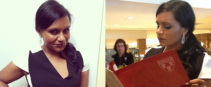 Mindy Kaling's Harvard Speech Is as Hilarious as You'd Hope