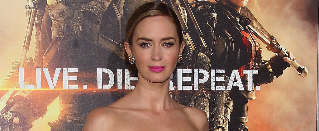See Emily Blunt's 3 Hot Outfits in 3 Countries in 1 DAY!