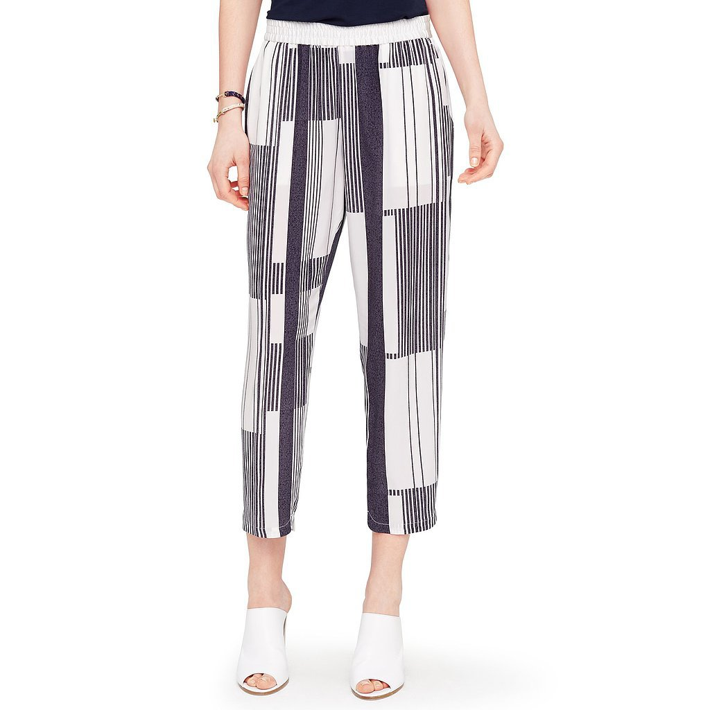 Club Monaco Printed Pants