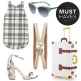 Summer Fashion Shopping Guide | June 2014
